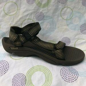Teva Open Toe Trail Hiking Water Sport Sandals 7 W